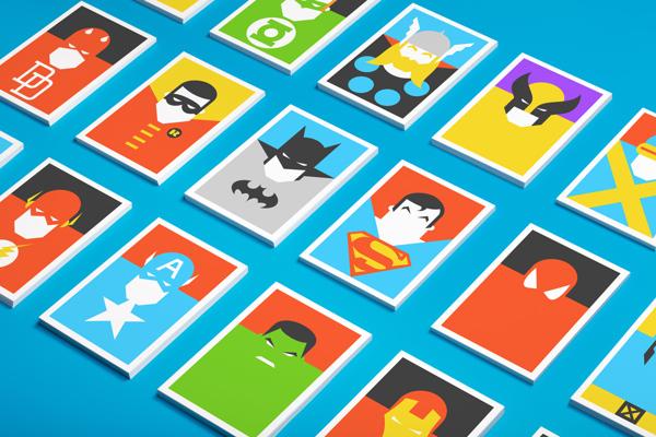 Diseño de de postales