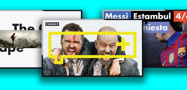 Diseño de Erretres para Canal+