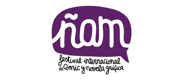 Ñam, 1r Festival Internacional de Cómic y Novela Gráfica