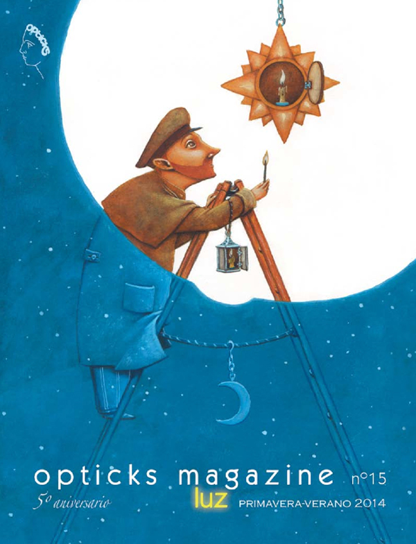 Opticks Magazine nº 15 - 5º aniversario