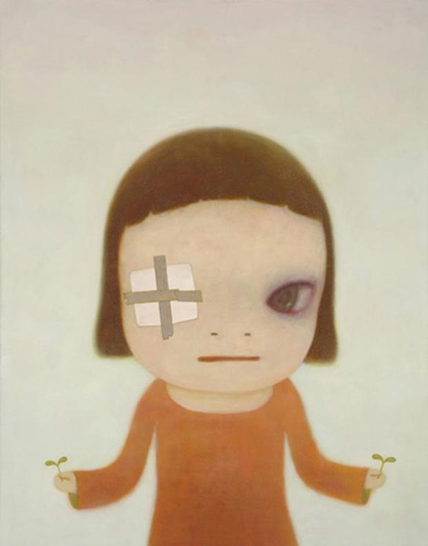 Y. Nara – dibujos