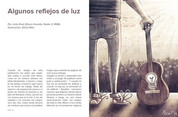 OpticksMagazine – texto de Julio Ruiz
