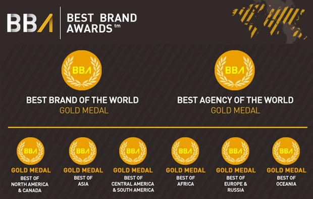 Los Best Brand Awards abren su segunda edición
