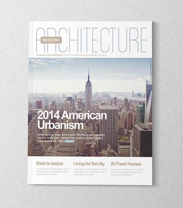 Mockup para presentar tus proyectos de diseño editorial