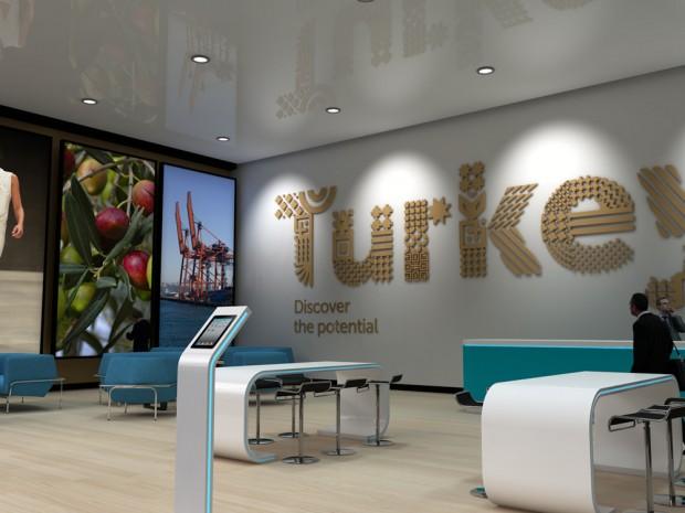 Saffron diseña la nueva marca-país de Turquía