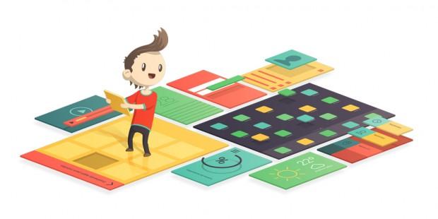 Cómo pensar como un diseñador de apps