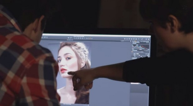 Natalia Taffarel: «El retocador de foto no miente, sino que está revelando la verdadera belleza de la imagen»