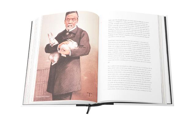 estudioVACA Premio Red Dot Communication Design 2014 por el proyecto Historia de la Medicina en el apartado Book