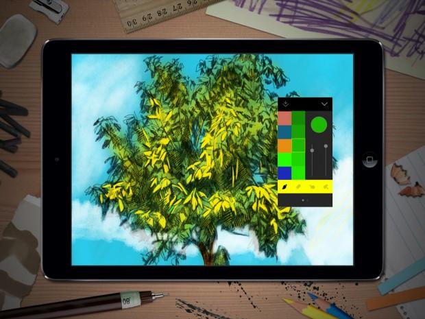 Técnica Mixta y Experimentación en tu iPad