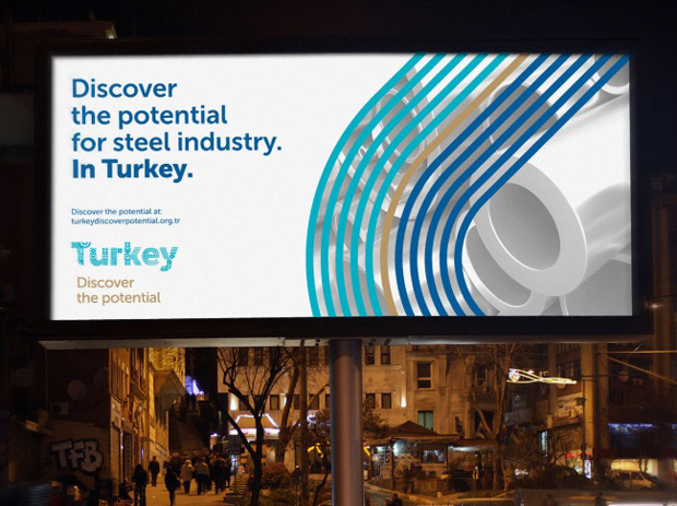 Saffron diseña la nueva marca país para Turquía
