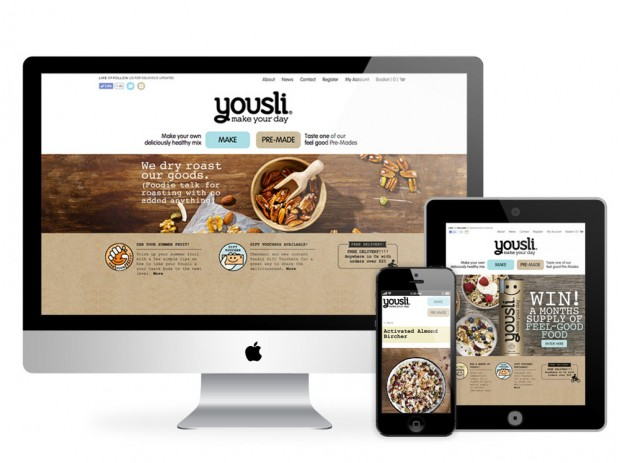 Yousli friendly branding