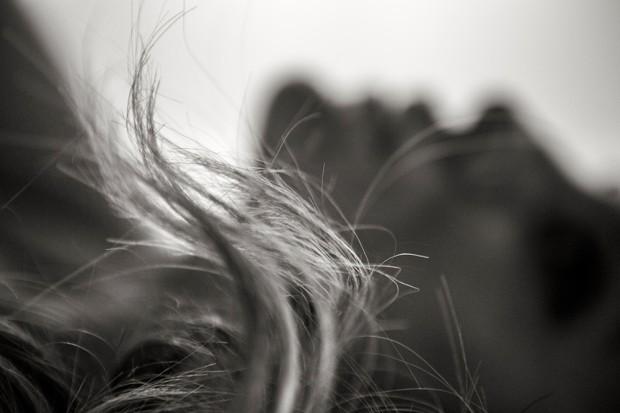 Sofía Santaclara, fotografías en blanco y negro