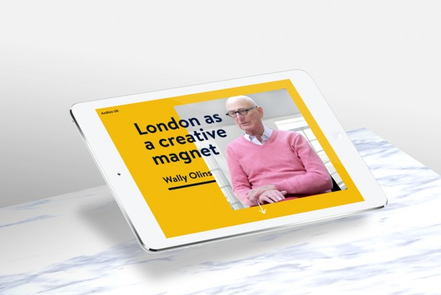 Wally Olins – Círculo Creativo London – CCLND UNO  app