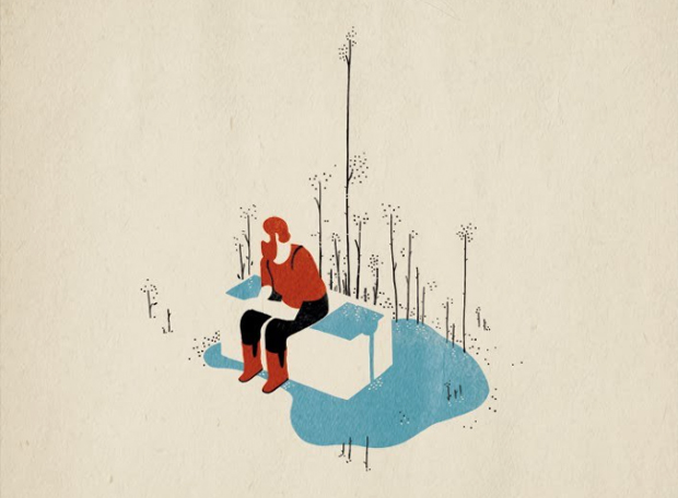 Ilustración de Tom Haugomat