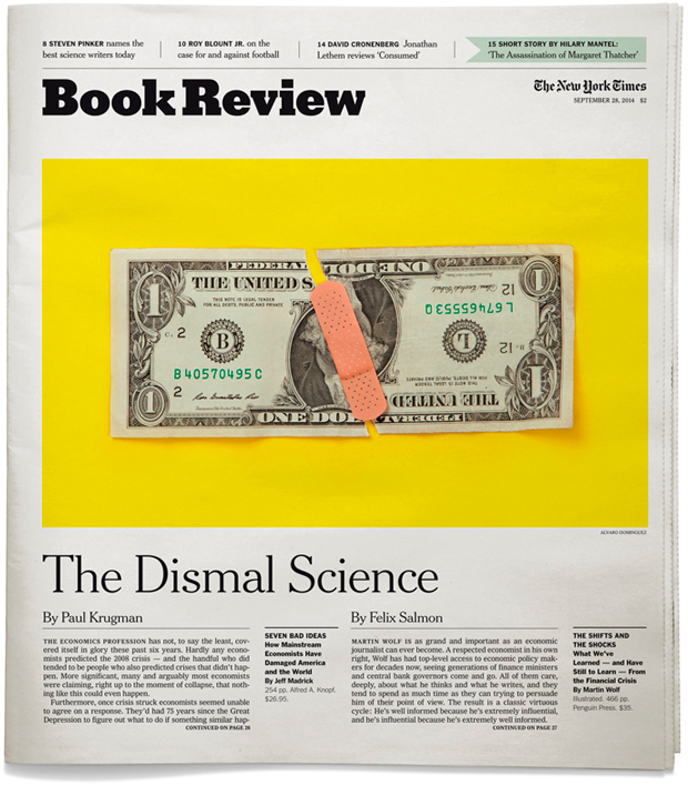 Book Review Dismal Science