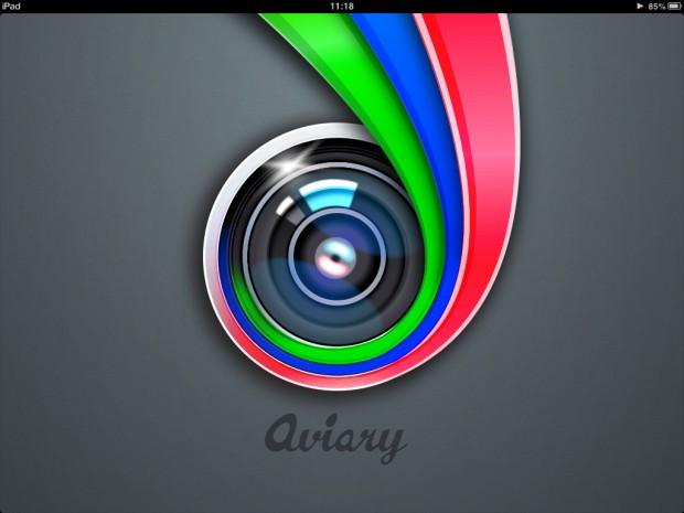 Logo aviary