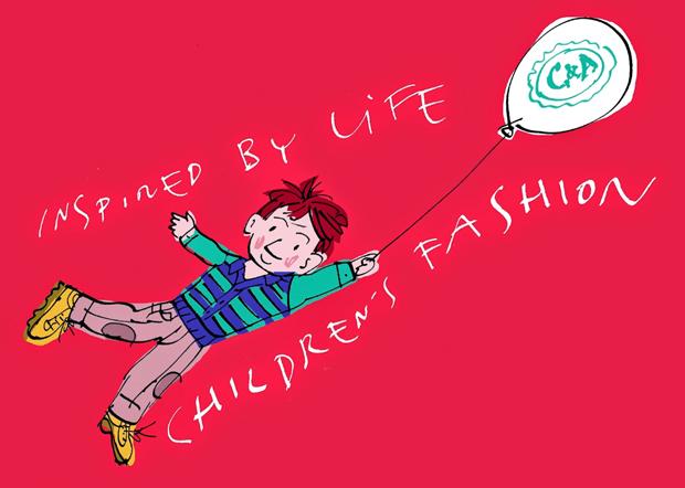 Ilustración para C&A