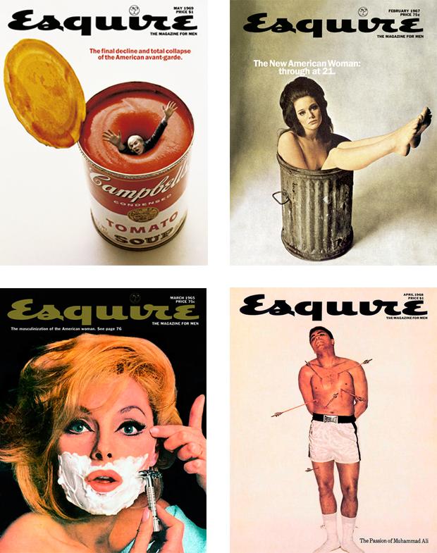 Portadas Esquire