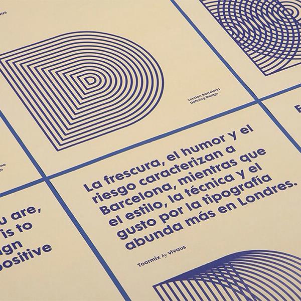 carteles del diseñador Sergi Delgado para VivaUS
