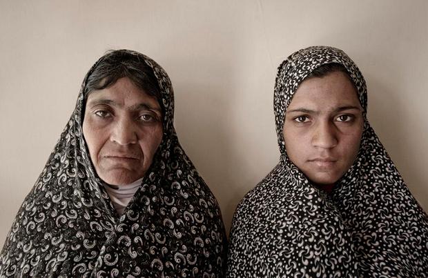 Mujeres. Afganistán, Gervasio Sánchez