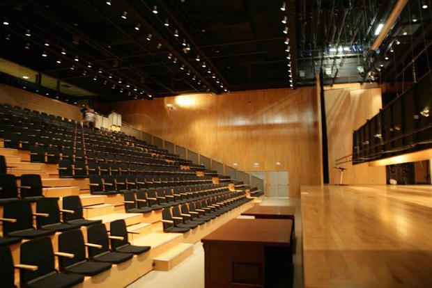 Auditorio Edgar Neville – La Térmica de Málaga