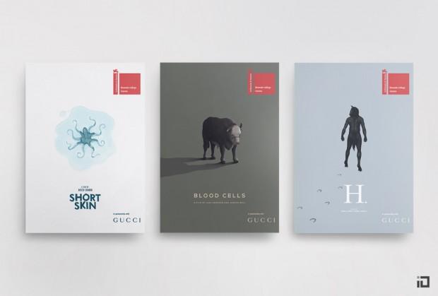 Carteles de cine de Binalogue para la Biennale di Venezia