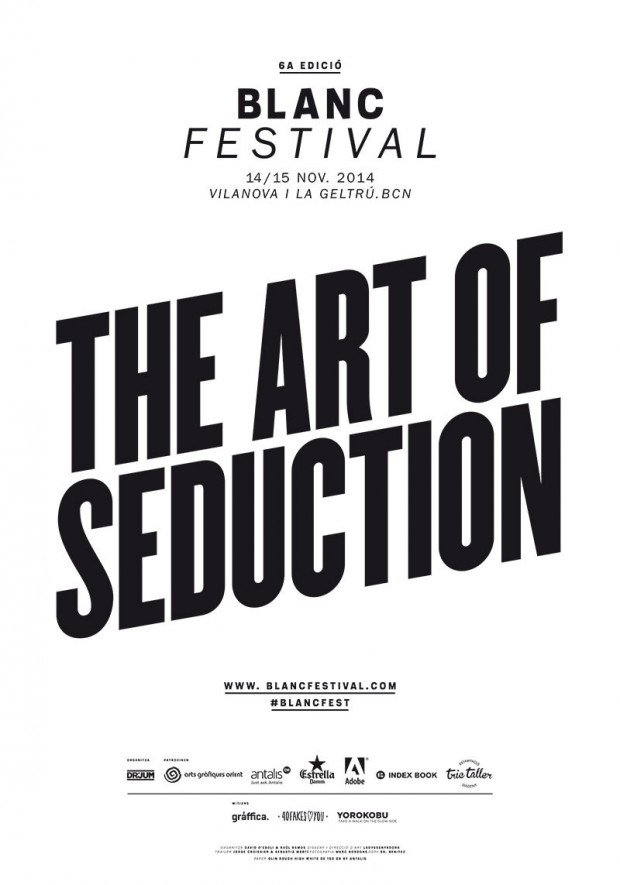 Cartel Blanc Festival 2014