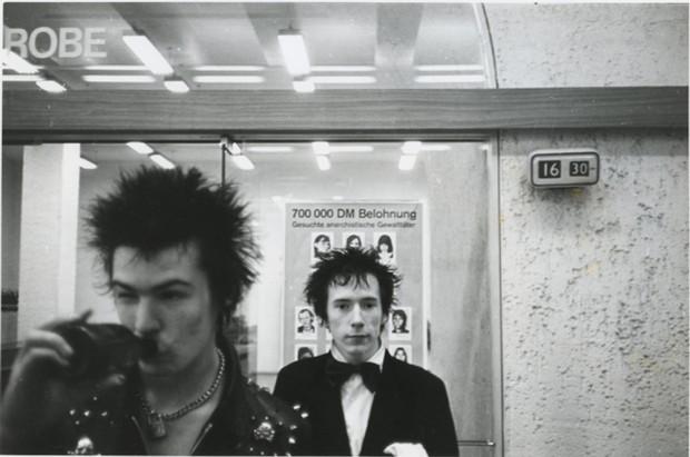 From Sex To Punk. Fotografías de John Tiberi