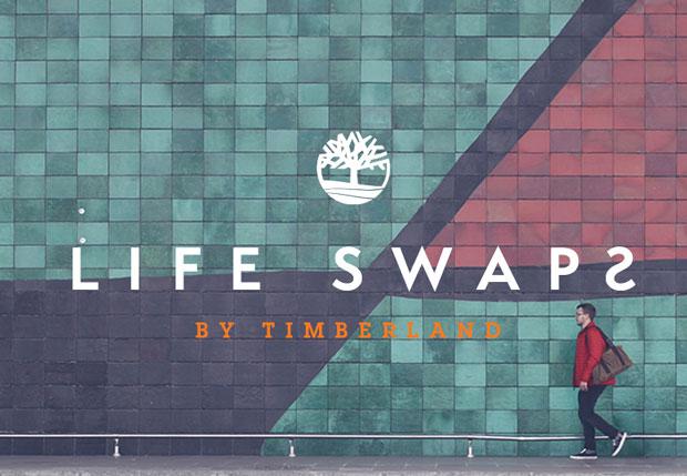 Las vidas cambiadas de Sam Smith y Marc Morro en Life Swaps de Timberland