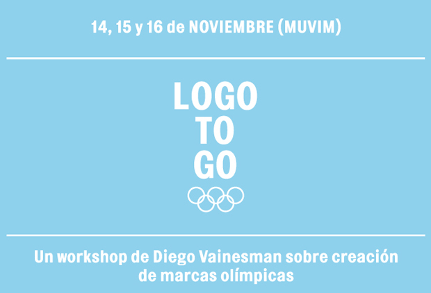 Logo to Go – Workshop en el MuVIM con Diego Vainesman