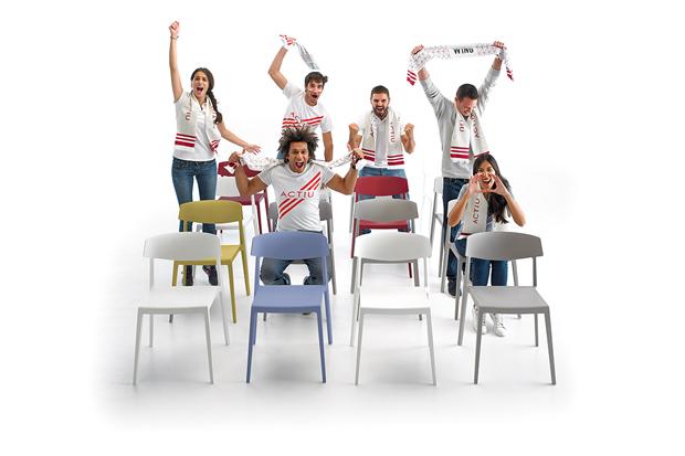 Actiu muebles de oficina campaña de ODOSDesign