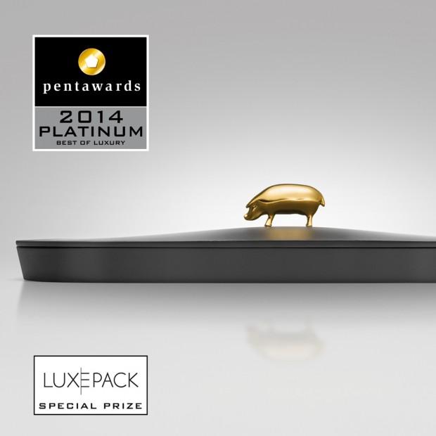 Platinium Pentawards 2014 – Ganadores del diseño de packaging «más bello» del mundo