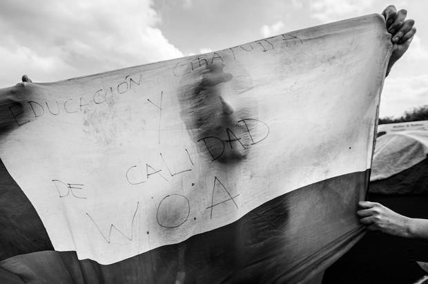 WOA. Las imágenes más heavy metal de Pep Bonet – The People of Wacken
