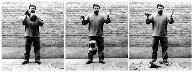 On the Table. Ai Weiwei – exposición del Artista en La Virreina
