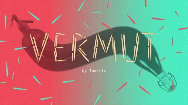 vermut - tipografía