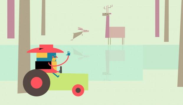 El viaje de Alvin, la road app para niños creada por Meikme