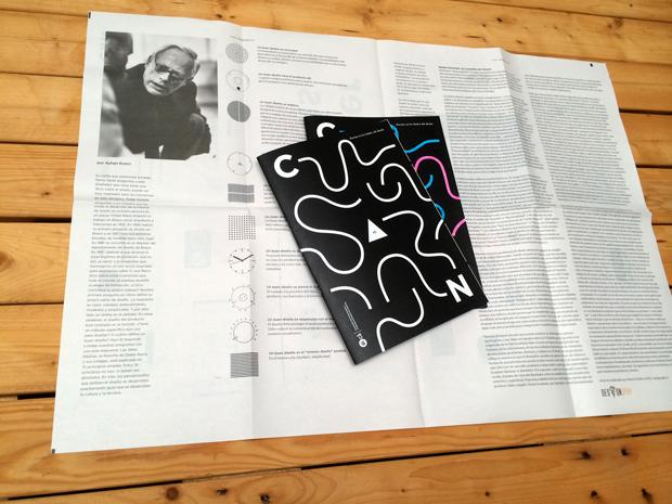Los diseñadores canarios publican el segundo número de la revista CAN