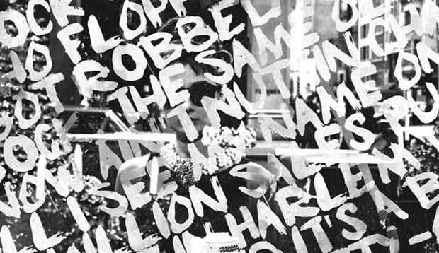 free font uppercase by Fabian De Lange
