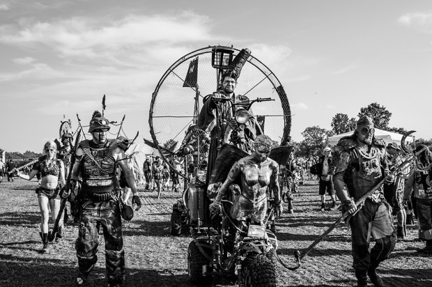 Wacken Open Air festival, Germany.