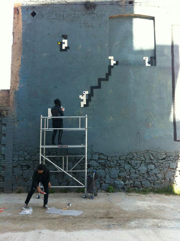 Murs Lliures, la 1ª APP para gestionar los permisos de arte urbano