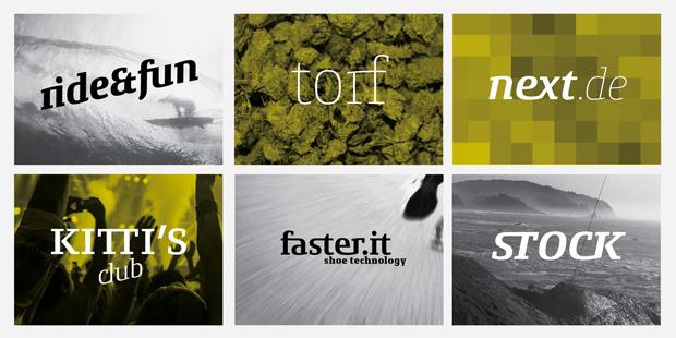 Conto Slab, tipografía de Nils Thomsen