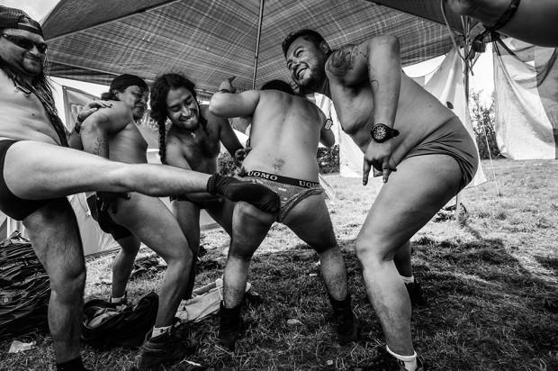 Wacken Open Air festival, Germany. Pep Bonet