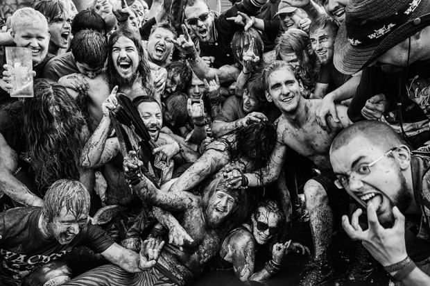 WOA. Las imágenes más heavy metal de Pep Bonet