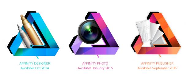 Affinity, el nuevo rival de Illustrator por solo 35€