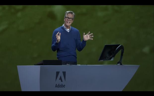 Perfil Creativo – Adobe MAX 2014- – Creative Cloud