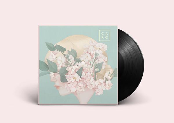 Hsiao-Ron Cheng-Caro - Vital Album Art