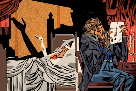 Javier Olivares: «Soy dibujante, pero no tan bueno»