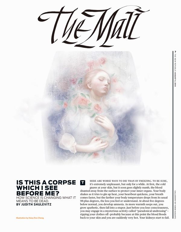 Hsiao Ron Cheng - The New Republic Magazine
