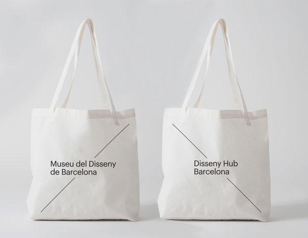 bags Museo del Diseño de Barcelona