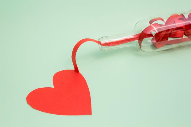 ¿Amor embotellado?